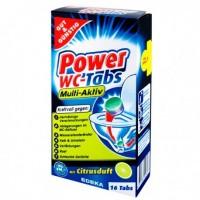 G&G Power WC-Tabs 16шт. - Таблетки для чистки унитаза