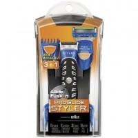 Gillette Fusion ProGlide Styler 3 in 1 - Skuveklis + trimmeris