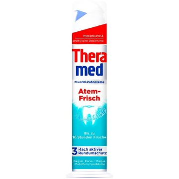 Theramed Atem-Frisch 100 мл. - Зубная паста в тубе