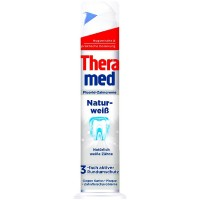 Theramed Natur-Weis 100 ml. - Zobu pasta tubā