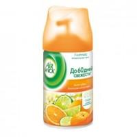 AIR WICK - СМЕННЫЙ БАЛЛОН К АВТОМАТИЧЕСКОМУ АЭРОЗОЛЬНОМУ ОСВЕЖИТЕЛЮ ВОЗДУХА - Citrus