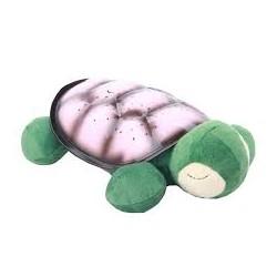 Muzikālais bruņurupucis - zvaigžņu projektors  22 x 36 x 10 cm.